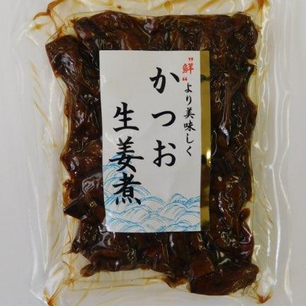 [鮮]かつお生姜煮
